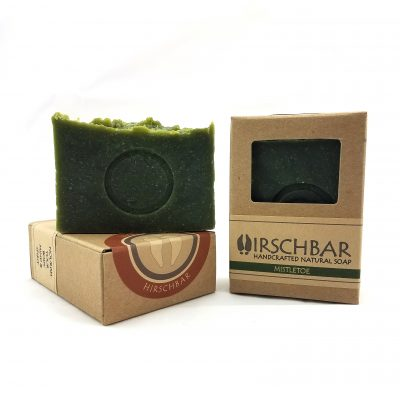 Seasonal Mistletoe Scented Soap