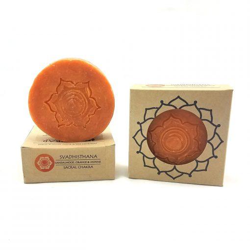 Sacral Chakra Soap