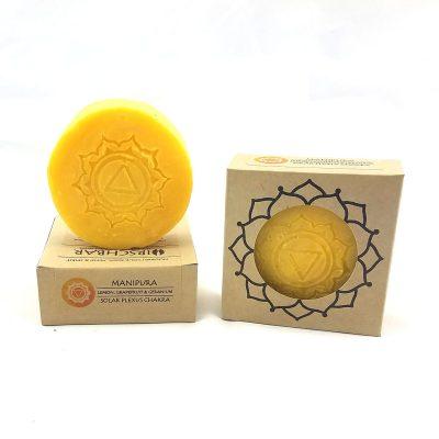 Solar Plexus Chakra Soap