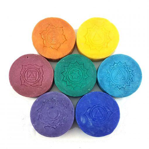 Hirschbar Chakra Soap