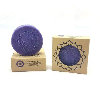 Hirschbar Crown Chakra Soap