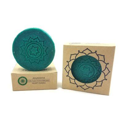 Heart Chakra Soap